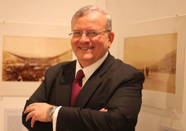 Yunanistan'ın Brezilya Büyükelçisi Kiryakos Amoiridis