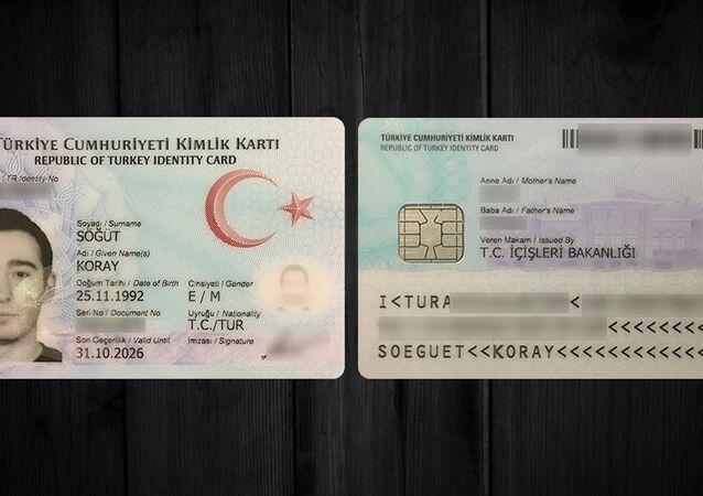 Yeni çipli kimlik kartları
