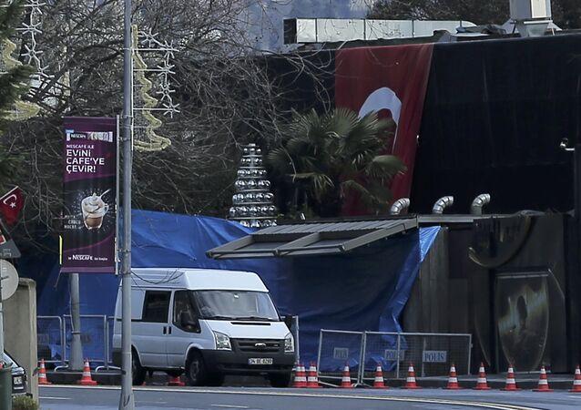 İstanbul - Reina- saldırısı