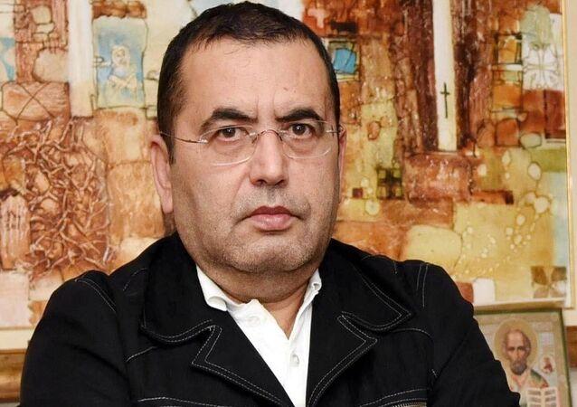 Noel Baba Barış Konseyi Başkanı Muammer Karabulut