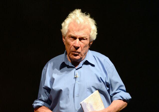 İngiliz yazar ve sanat eleştirmeni John Berger