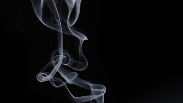 Sigara dumanı - Sputnik Türkiye