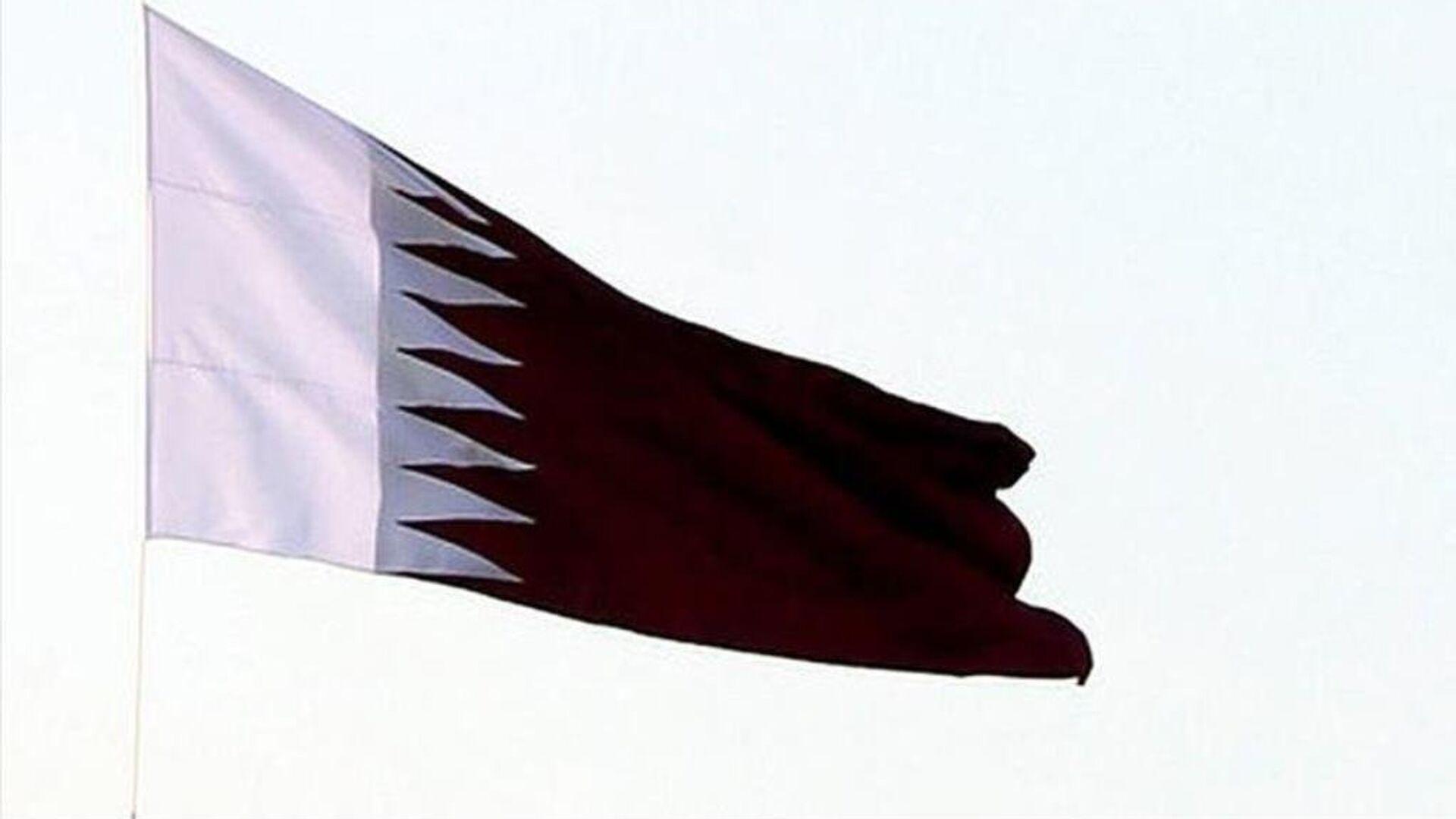 Katar bayrağı - Sputnik Türkiye, 1920, 12.04.2021