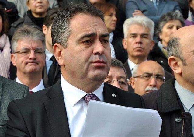 İzmir Barosu Başkanı Aydın Özcan