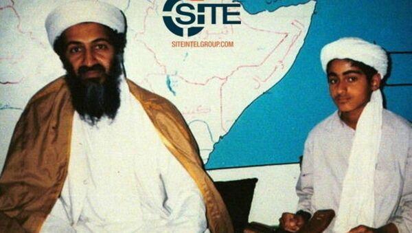Usame bin Lan ve Hamza bin Ladin - Sputnik Türkiye