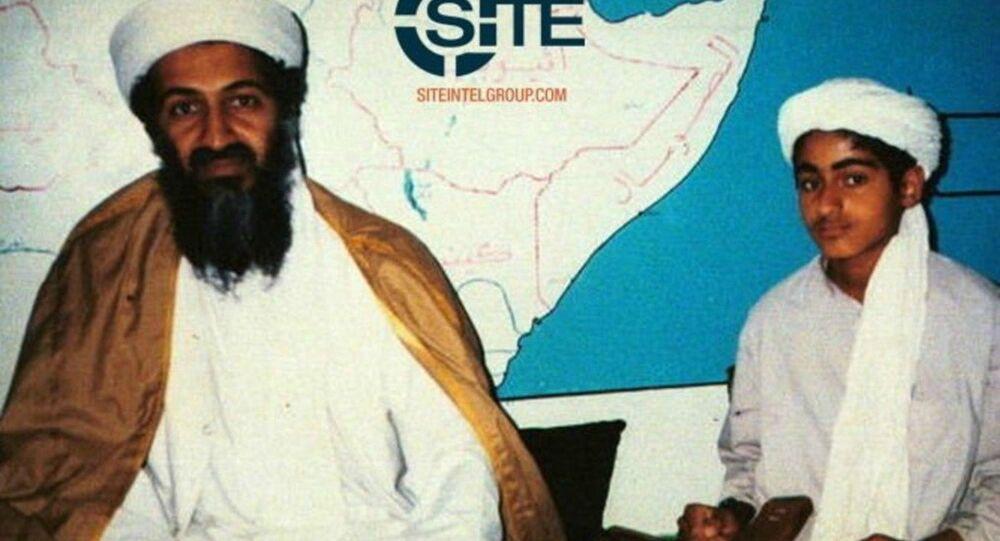Usame bin Lan ve Hamza bin Ladin