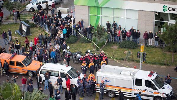İzmir saldırı - Sputnik Türkiye