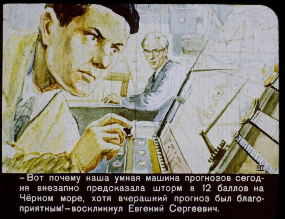 1960'ın Sovyetler'i 2017'yi böyle hayal etmişti