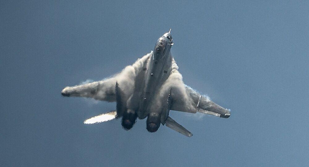 MiG-35 Fulcrum-F jeti