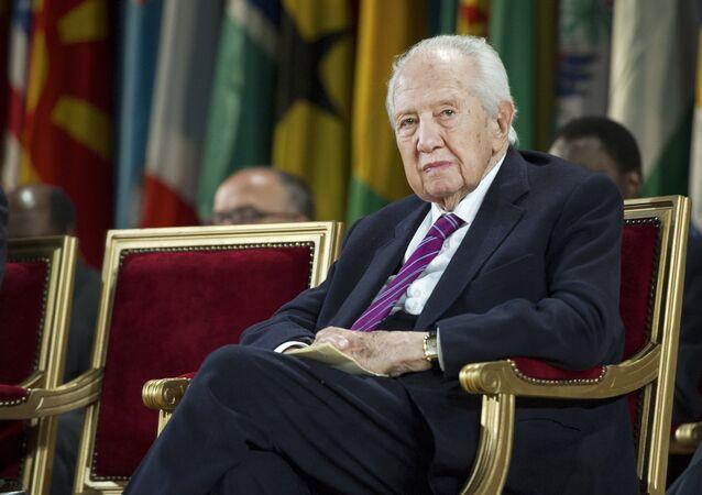 Eski Portekiz Cumhurbaşkanı Mario Soares
