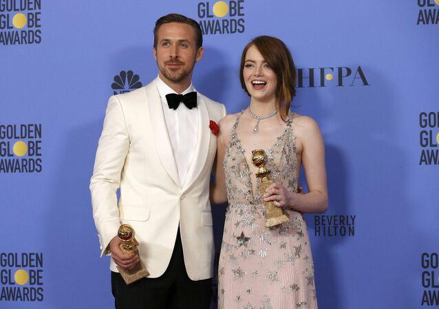 Emma Stone ve Ryan Gosling