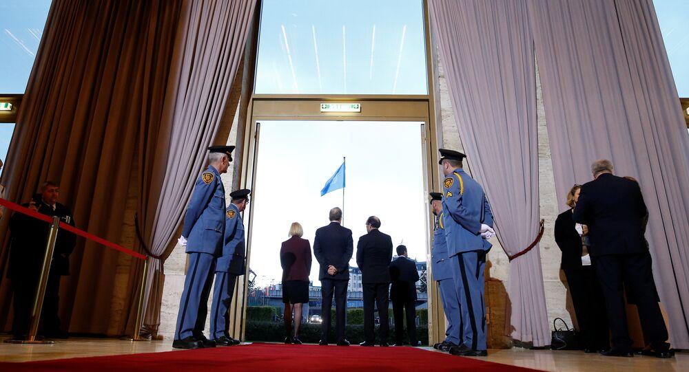Cenevre'deki kritik Kıbrıs görüşmeleri başladı