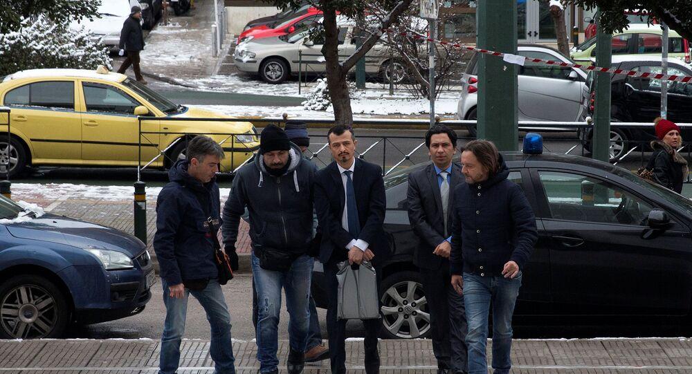 Yüksek Mahkeme, Yunanistan'dan iadesi talep edilen darbeci askerlerden ikisi hakkındaki kararını bugün açıklayacak