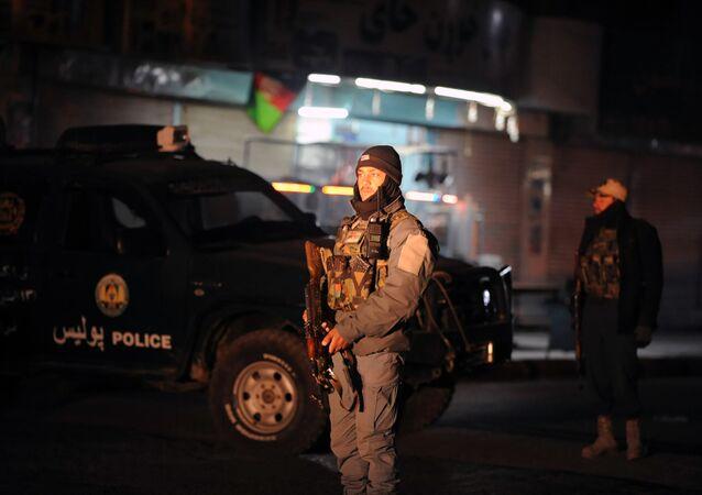 Kandahar'da patlama / Afganistan