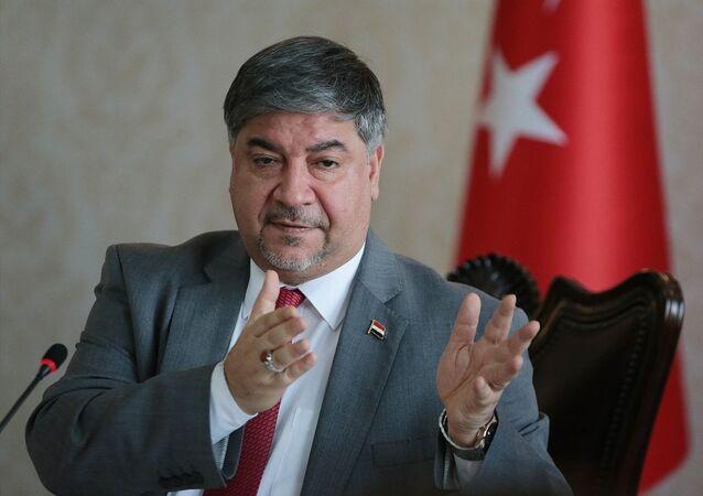 Irak'ın Ankara Büyükelçisi Hişam el Alevi