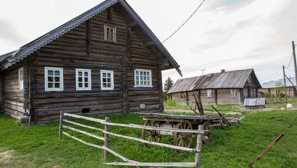 Rusya'nın en güzel köyü Kinerma - Sputnik Türkiye
