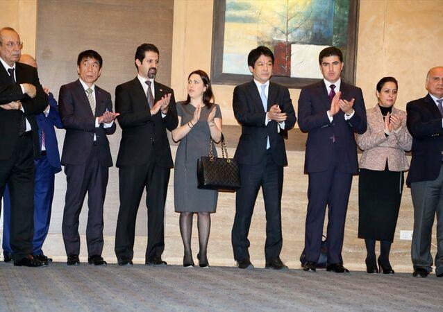 Japonya, Irak Kürt Bölgesel Yönetimi'nin (IKBY) Erbil kentinde konsolosluk açtı.