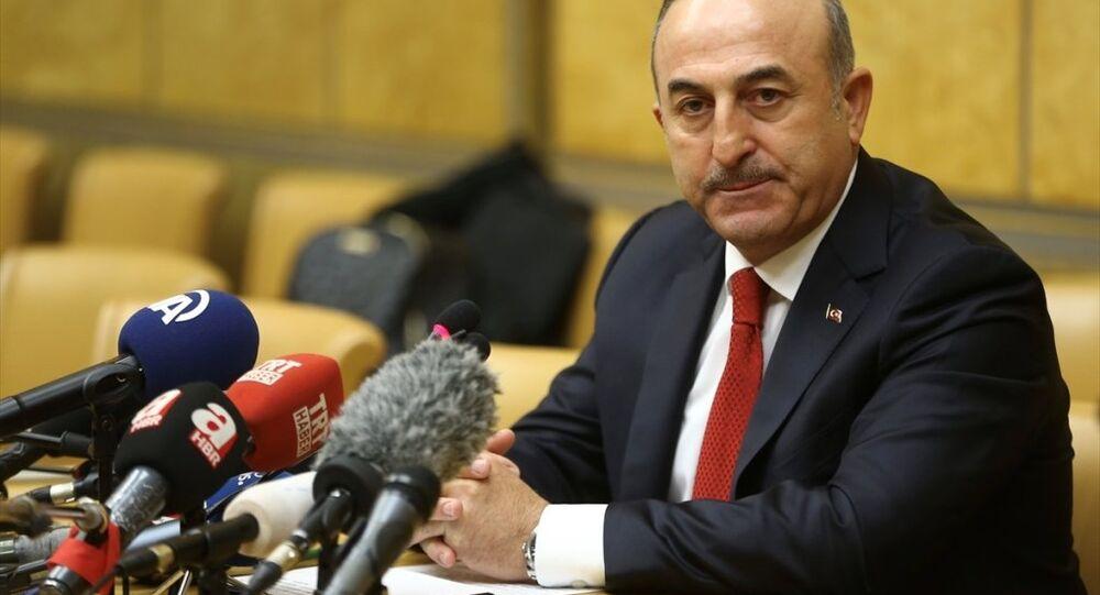 Kıbrıs müzakereleri - Mevlüt Çavuşoğlu