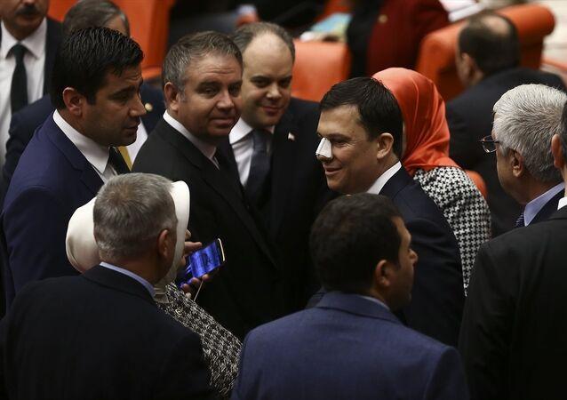 AK Parti Genel Başkan Yardımcısı ve Ankara Milletvekili Fatih Şahin