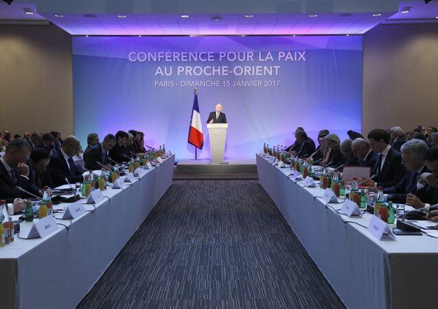 Uluslararası Ortadoğu Barış Konferansı