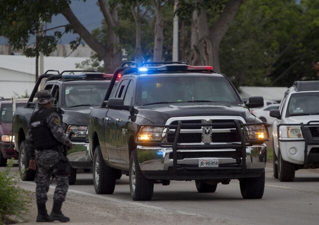 Meksika polisi