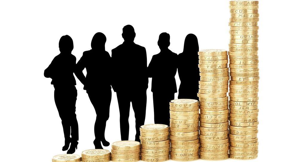 Zenginlik yoksulluk gelir uçurumu