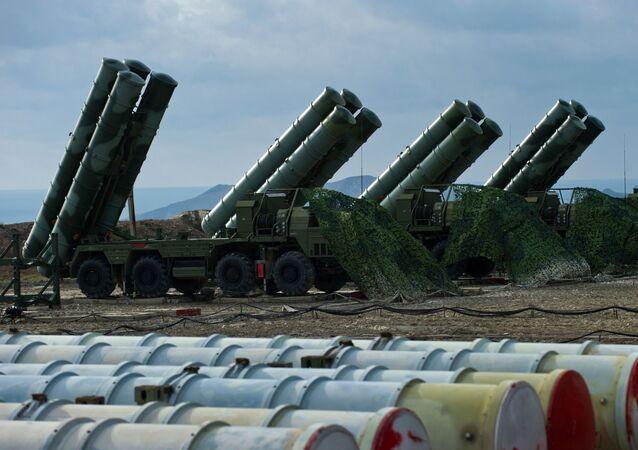 S-400 Kırım'da göreve başladı