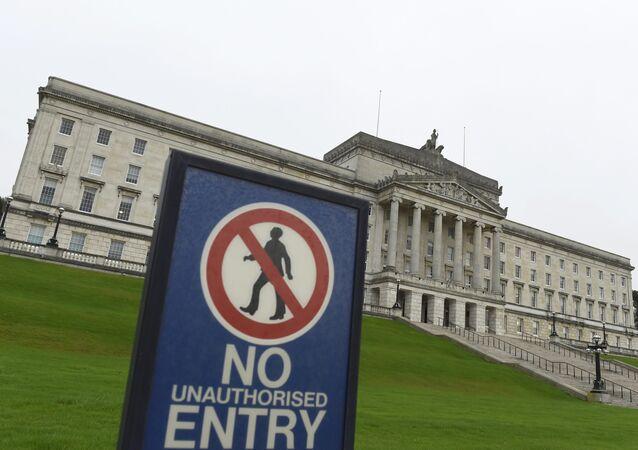 Kuzey İrlanda bölgesel parlamentosu Stormont