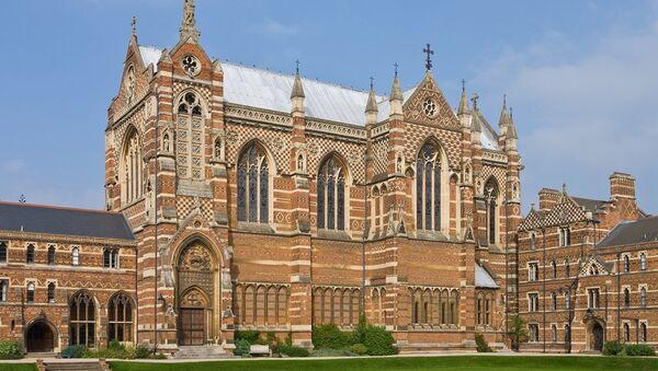 Oxford Üniversitesi - Sputnik Türkiye