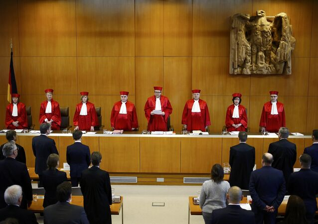 Almanya Anayasa Mahkemesi