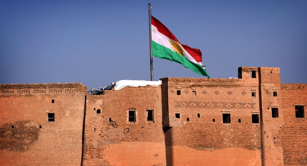 Irak Kürt Bölgesel Yönetimi - IKBY - Erbil