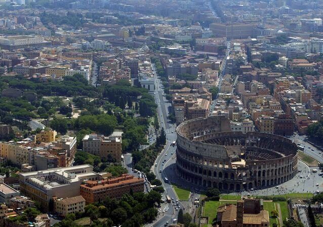 İtalya / Roma / Colosseum