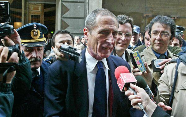 Uruguay eski Dışişleri Bakanı Juan Carlos Blanco - Sputnik Türkiye