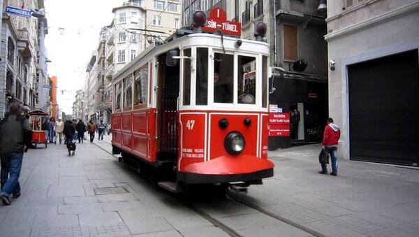 Nostaljik tramvay - Sputnik Türkiye