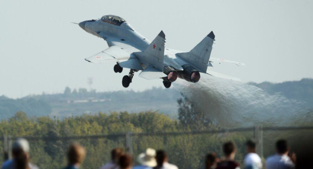 Rusya'nın yeni nesil savaş uçağı MiG-35