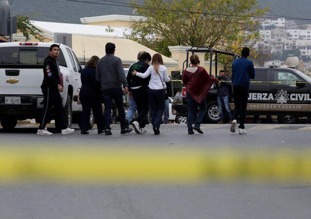 Meksika'daki özel okulda silahlı saldırı
