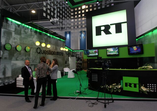 Russia Today / RT