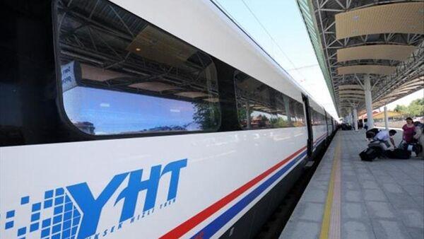 TCDD, tren - Sputnik Türkiye