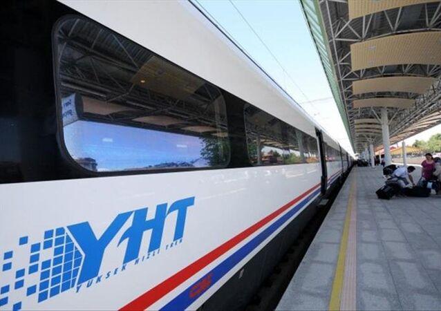 TCDD, tren