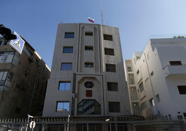 Rusya'nın Tel Aviv Büyükelçiliği