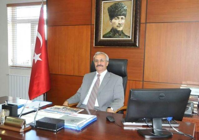 İstanbul Bahçelievler Kaymakamı Mehmet Ali Özyiğit