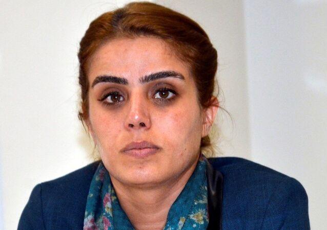 HDP'li milletvekili Ayşe Acar Başaran