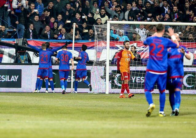 Spor Toto Süper Lig'in 18. haftasında, Kardemir Karabükspor, sahasında Galatasaray ile karşılaştı.