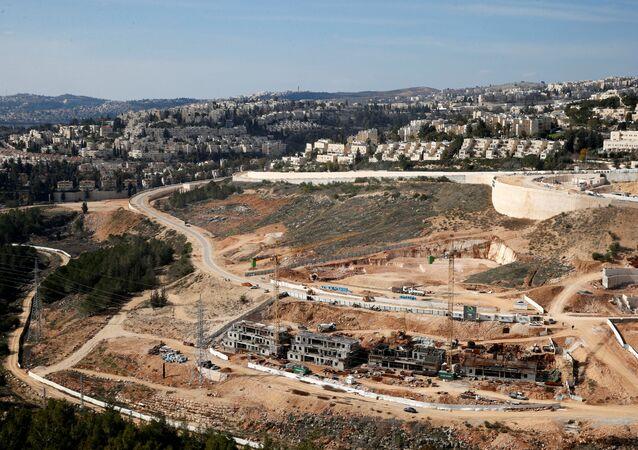Batı Şeria'daki yasadışı yerleşim yeri Ramot