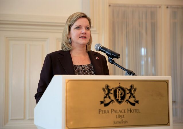 ABD'nin İstanbul'daki yeni Başkonsolosu Jennifer Davis