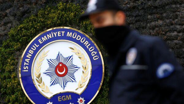 İstanbul Emniyet Müdürlüğü - Sputnik Türkiye