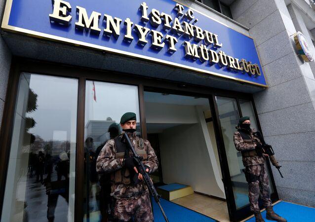 İstanbul Emniyet Müdürlüğü / Özel Harekat Polisleri