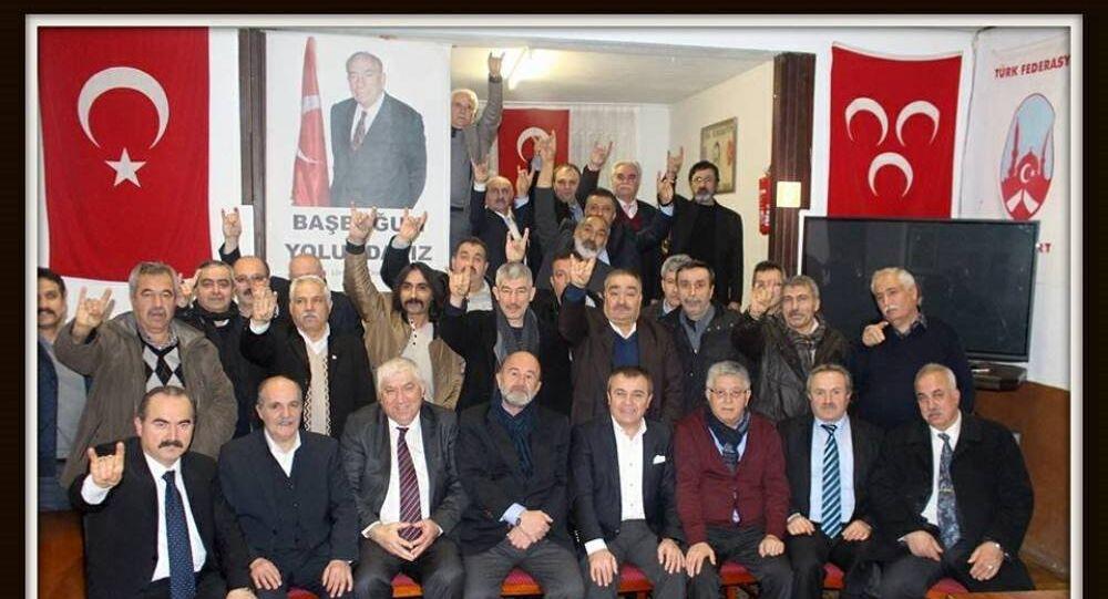 'Avrupa Ülkücüleri Dayanışma Komitesi'