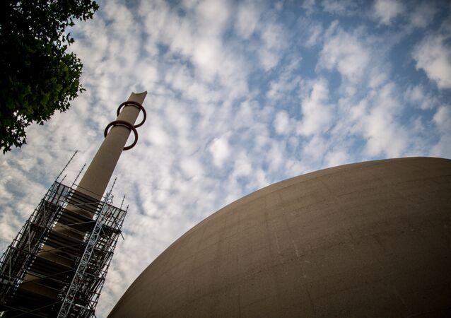 DİTİB tarafından yönetilen Köln Merkez Cami