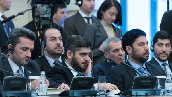 Muhammed Alluş / Astana görüşmeleri - Sputnik Türkiye